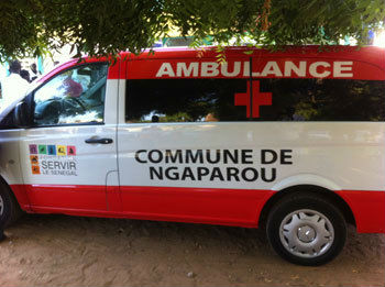 ambulance ngaparou