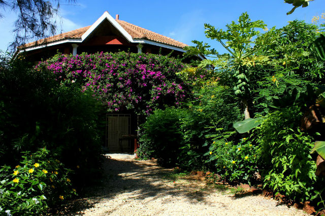 Villa en location � Ngaparou
